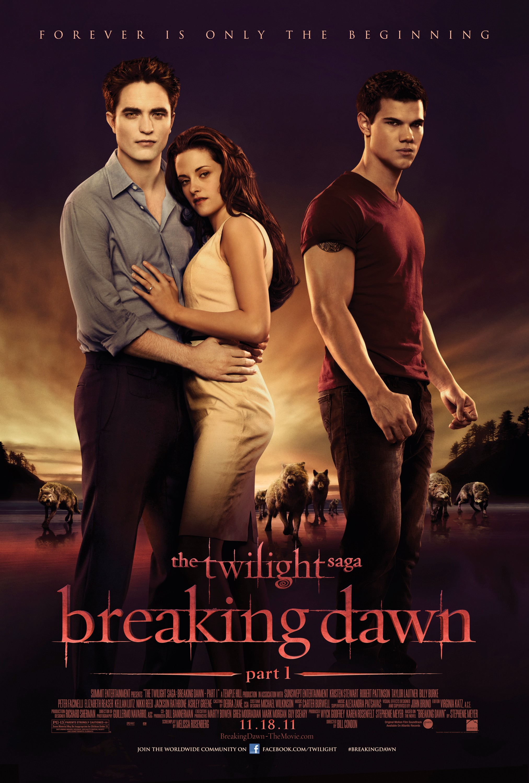 The Twilight Saga: Breaking Dawn – Part I